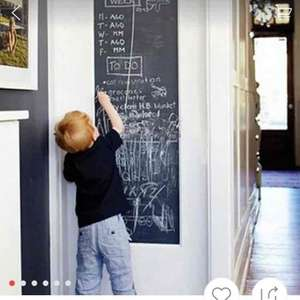 chalk board strips from AliExpress for £3.71