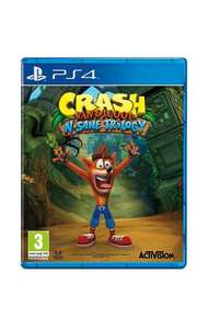 Crash Bandicoot N-Sane Trilogy - PS4 - £28 Delivered (FREE delivery finally sorted out!) @ Tesco