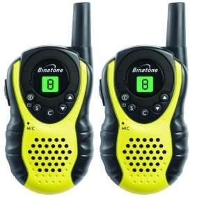 Binatone Latitude 100 Two way radios £18.49 (Prime) @ amazon