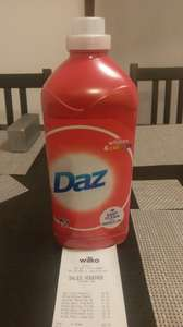 Daz Liquid Whites & Colours 1.9l, £2.50 instore at Wilko
