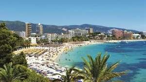 LONDON STANSTED TO MAJORCA PALMA FLIGHTS / DIRECT BARGAIN £35.87 @ EasyJet/RyanAir