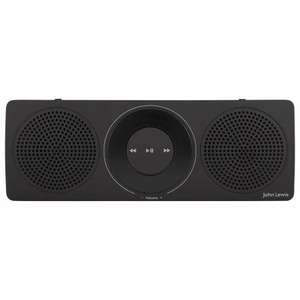 John Lewis Spectrum Travel Bluetooth NFC Speaker, in colours  Slate or Black.  Plus 2 year guarantee! £24.95 @ John Lewis