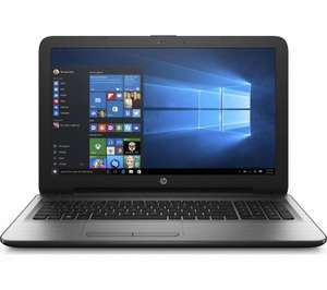 HP 15.6 inch Laptop, 7th gen i5, 8GB DDR3, 1TB 5600rpm HDD, £256 @ Currys