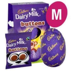 Medium Easter Eggs Buy 2 Get 2 Free @ Tesco from 27th (4 for £3) - £1.50