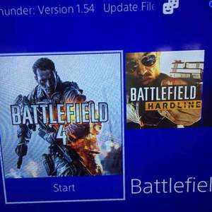 Battlefield 4 and Hardline for £7.99 on PSN