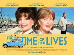 Free cinema tickets -  The Time of Their Lives - 10.30  Sunday 5th March 2017  Odeon Cinemas @ SFF