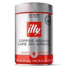 illy Dark Roast Ground Espresso Coffee 125gm £1.90 - Amazon Subscribe & Save item