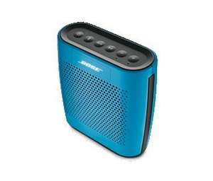 Bose Soundlink Colour Bluetooth Speaker. Mint or Blue. Normally £99.95 now £69.95 delivered @ Bose