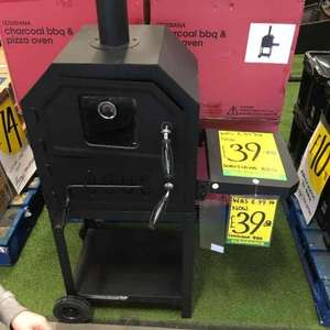 Louisiana BBQ and Pizza Oven was £99 now £39.50 @ Homebase (Cambridge)