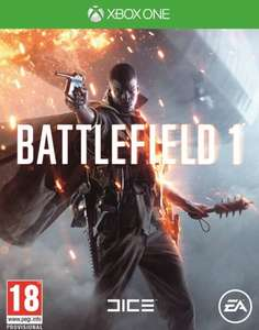 Battlefield 1 (Xbox One/ps4) USED £25 in-store and online @ grainger game