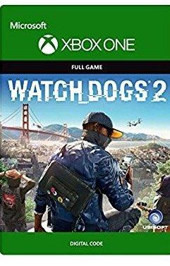 Watch dogs 2 Xbox one digital download - £27.49 via Amazon