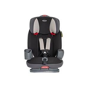 Graco Nautilus Group 1/2/3 Car Seat - Aluminium £74.99 AMAZON