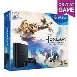 Horizon Zero Dawn Limited Edition + PS4 500gb + extra controller + now tv cinema pass - £229.99 @ GAME