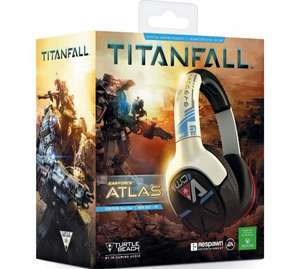 Turtle Beach Titanfall Atlas Headset Xbox and PC £49.99 @ Argos