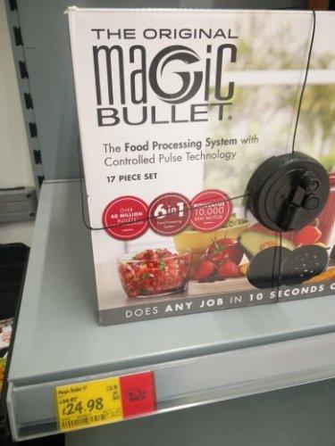 Magic Bullet Asda £24.98 in store