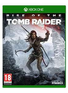 [Xbox One] Rise of the Tomb Raider - £12.00 (Pre-Owned) - GamesCentre