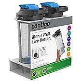 Contigo Sports & Shake Bottle Set - was £10.50 now £5 @ Tesco direct  (C&C)