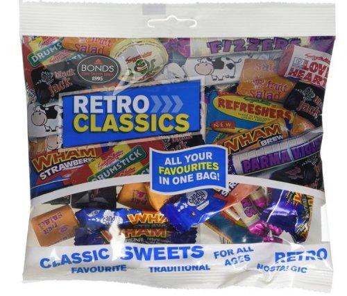 Bonds Retro Classics Bag 150 g (Pack of 12)