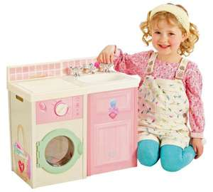Dream Town Kitchen Play Set now just £19.99 at Argos (Free C&C)