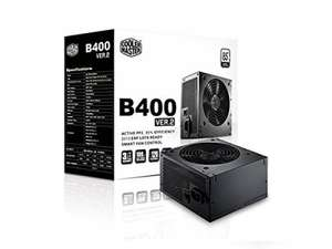 Cooler Master B Series - 400W - B400 Ver.2 Psu  £22.49 + delivery at Ebuyer