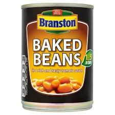 Pack of 12 tins of Branston Baked Beans for £3.69 instore @ Farmfoods