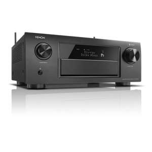 Denon 11.2 channel Atmos receiver rrp 1999- £1406.89 Delivered @ Peter Tyson AV