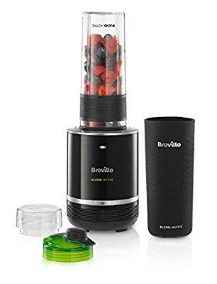 Breville Blend-Active Pro Blender 300W + Breville VBL140 Blend Active Pro Spare Bottle £16.99 (Prime) @ Amazon Deal of the day