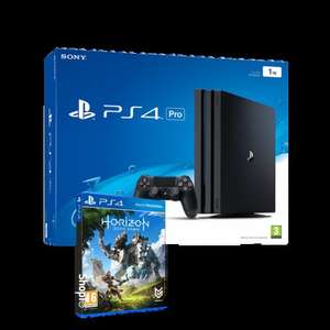 PS4 Pro + Horizon Zero Dawn @ Shopto - £364.85