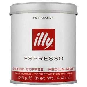 Illy Ground Coffee Dark and Medium Roast 125g - £2.00 ASDA