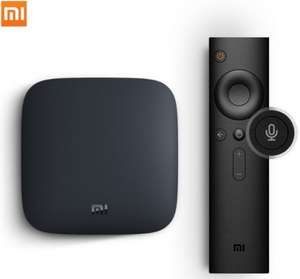 4K HDR Xiaomi MI BOX III (3) Android TV. Second only to the expensive Nvidia shield. Get Google Assistant on your TV! @ Aliexpress: £55.52 through the mobile app with a new account coupon. £57.13 through your PC browser. 8% TCB. Shipped in 20-40 days