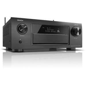 Denon AVR-X6300H 11 Channel Network AV Receiver - £1395 @ Electric Shop