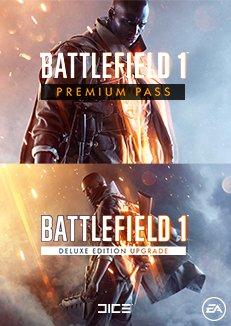 Battlefield™ 1 Premium Pass and Deluxe Upgrade Bundle PC - £39.99 @ Origin Store