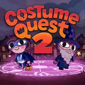 Costume Quest 2 PS4 only £3.99 @ PSN