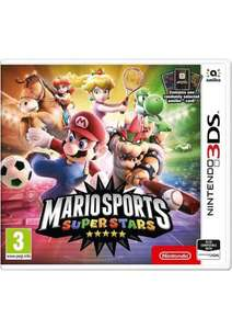 Mario Sports Superstars + 1 Amiibo Card (3DS) £27.85 preorder @ simplygames