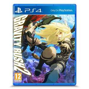 Gravity Rush 2 (PS4) £29.99 @ Smyths (delivered) & Very (click & collect)