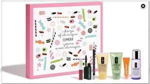 Clinique 7 Days of Clinique Debenhams exclusive gift set was £28 now £14 @ Debenhams