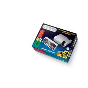 Nintendo Classic instock for Click and Collect  £49.99 @ Smyths Toys  ***NEW LOCATIONS