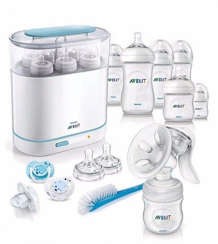 Philips Avent Complete Natural Starter Set £75 @ Mothercare (Delivered)