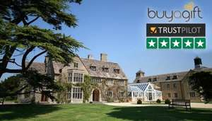 1 Night (£69) B&B for two at over 160 UK Hotel only £34.50pp, Some Lovely Hotels! @GoGroupie