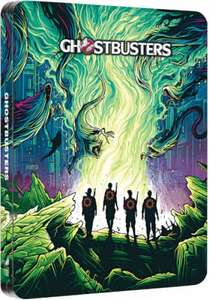 [2 for £20 3D Blu-Ray] Ghostbusters 3D Steelbook (The New One) / Resident Evil: Retribution 3D Steelbook / Angry Birds 3D + More @ Zavvi