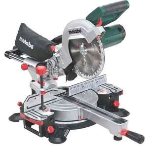 Metabo KGS216M sliding mitre saw £106 @ Amazon