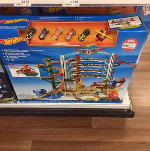 Hotwheels Ultimate Garage £40 - instore ASDA Cardiff