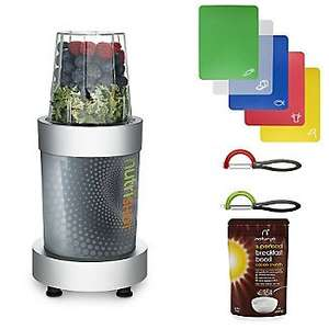 4 free gifts when you buy nutrishot blender £39.99 @ lakeland