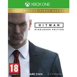 Hitman: The Complete First Season Steelbook Edition Xbox One & PS4 @Tesco Direct £ 29