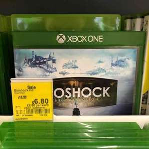 Bioshock: The Collection (PS4/XBOX) £6.80 @ Asda Wakefield (in-store)