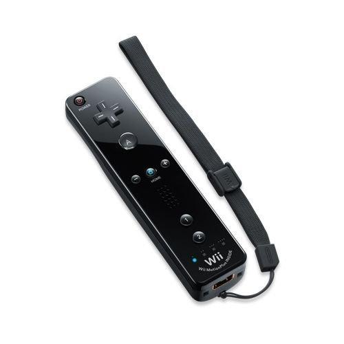 Wii U Black Remote Plus Controller £31.37 on Amazon.es