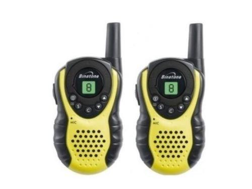 Manufacturer Refurbished Binatone Latitude 100 2-Way Radios upto 3Km Range £12.00 delivered @ ebay / 3monkeys