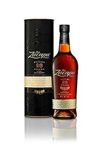 Ron Zacapa 23 Rum, 70 cl £29.99 for one bottle or 2 bottles for £49.98 with code  SAVETENBWS at Amazon
