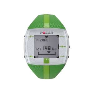 Polar FT40M Heart Rate Monitor and Sports Watch (Green) £39.95 Sold by RCM UK and Fulfilled by Amazon