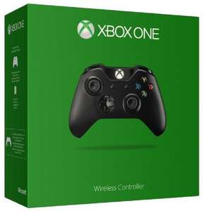 Refurbished Microsoft Official Xbox One Wireless Controller £25 Delivered @ Tesco via eBay (White Bluetooth £29)